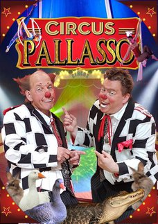 Pallasso circus theater clowns