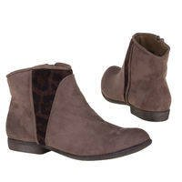 Lage boot (taupe) 03