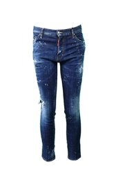 DSQUARED2 Hawaiiana Cool Guy Jeans
