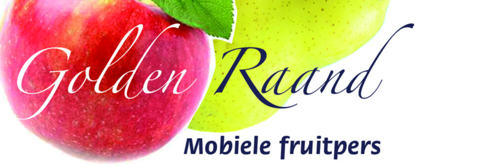 Mobiele fruitpers Golden Raand