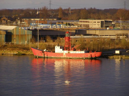 Trinity House lightship 12