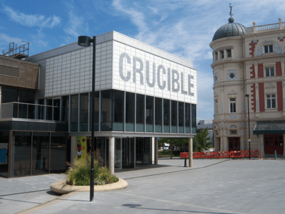 Sheffield Crucible theatre