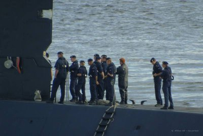 Zr.Ms. Bruinvis, (24.08.15)