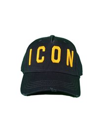 DSQUARED2 ICON Baseball Cap Blauw