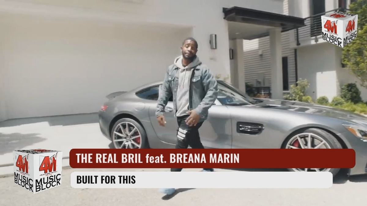 The Real Bril feat. Breana Marin - Built for this