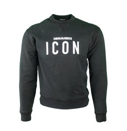 DSQUARED2 Icon Sweater Zwart