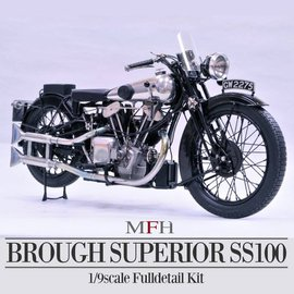 MFH Model kit K485 - Brough Superior SS100 1932