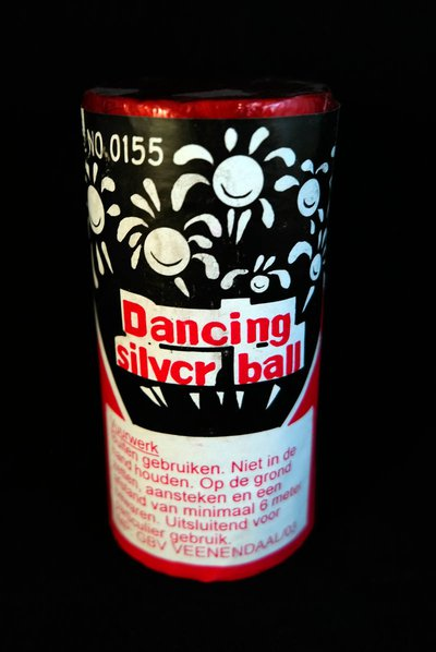 Dancing Silver Ball. Zonder logo. GBV Veenendaal 2003.