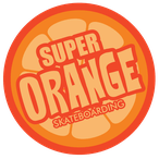 Super Orange Skateboarding