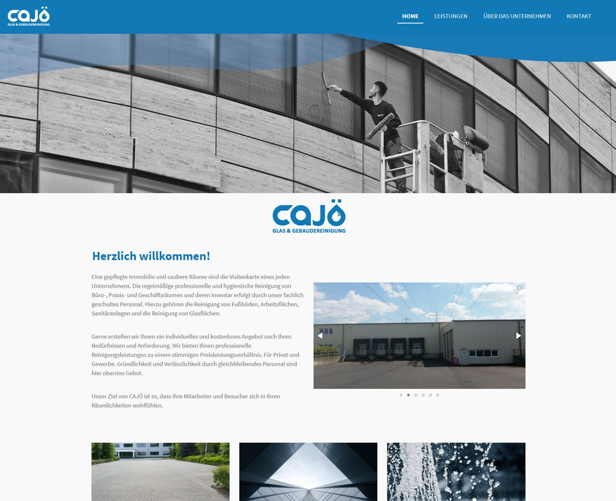 Website Cajoe