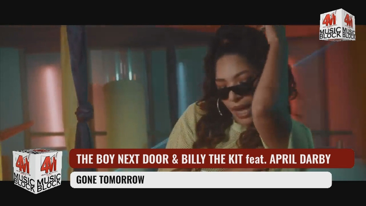 The Boy Next Door & Billy The Kit feat. April Darby - Gone Tomorrow