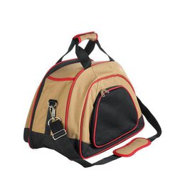 Hunter Pet carrier Ohio red/tan