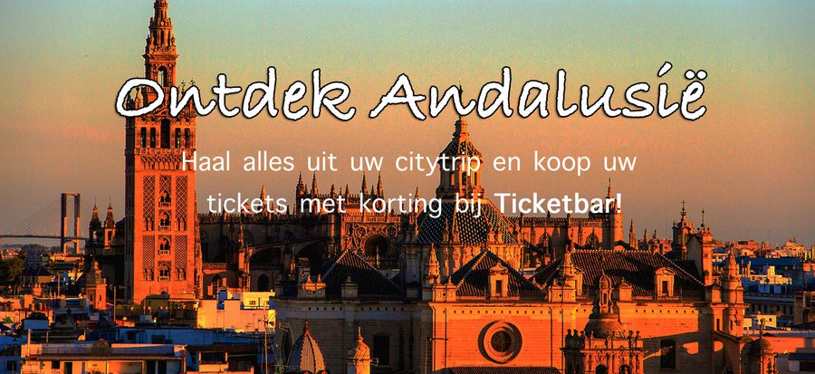 Ticketsbar-andalusië