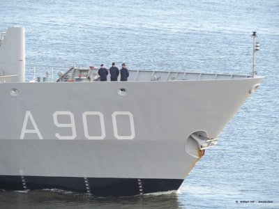 Zr.Ms. MERCUUR  (A900)