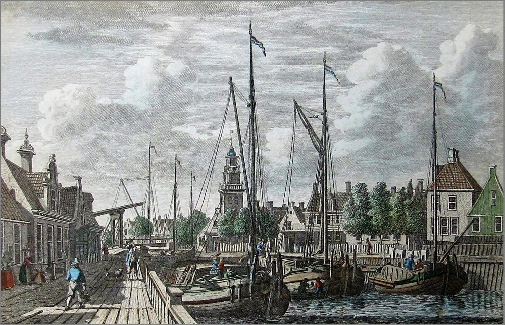 Oude haven Lemmer
