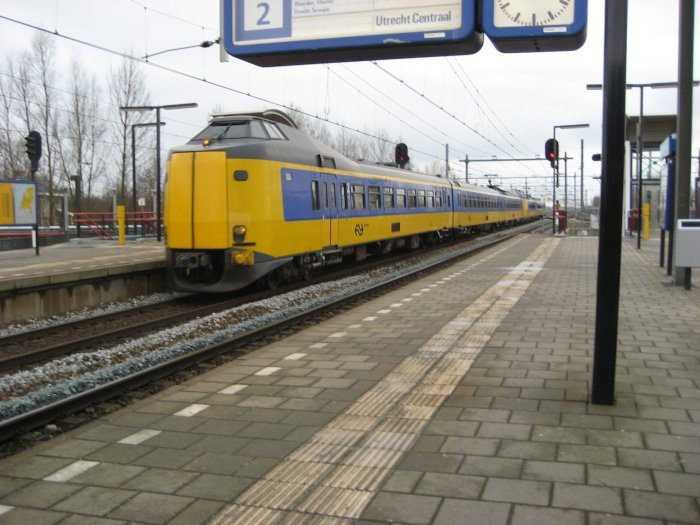 station goverwelle gouda