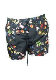 Dsquared2 Printed Cartoons Swim Short