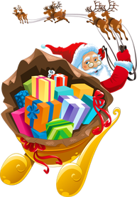 Transparent_Santa_Claus-with_Sled.png