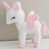 Kawaii unicorn plushie - size M