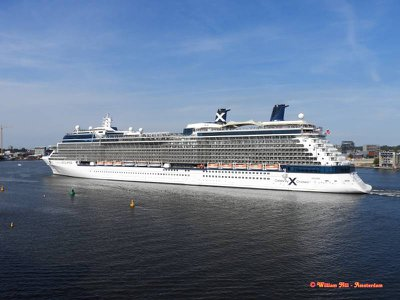 Goodbye again, 'Celebrity Eclipse' save journey