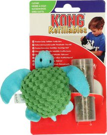Kong Cat Refillable Catnip Turtle