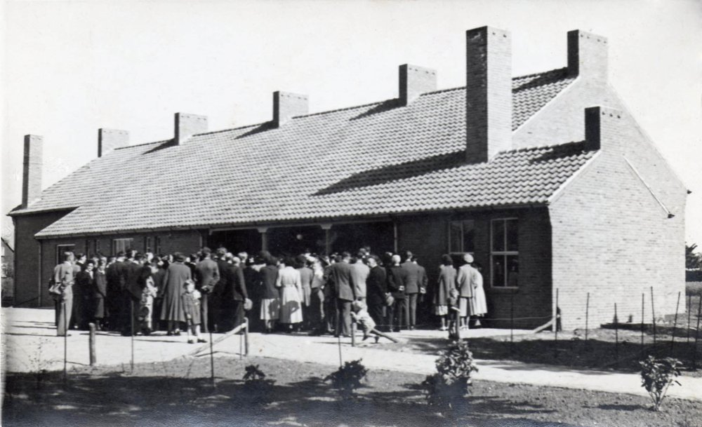 openingStFranciscus1952.jpg