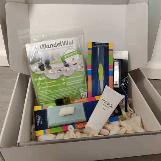 Pedicure Box Verzorgend