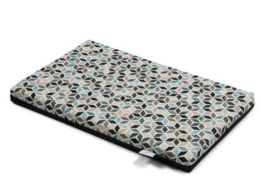 Blue Cubes Matras