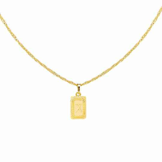 Ketting Antique mister X