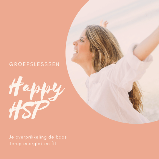 Happy HSP- groepssessie