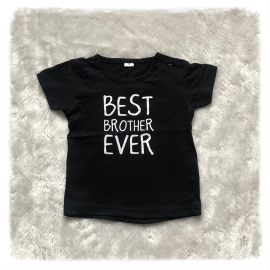 Shirt 'Best Brother Ever'
