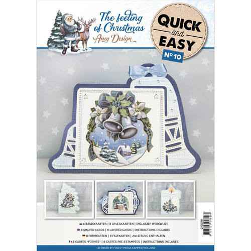 QAE10010 - Quick and Easy 10 - The feeling of Christmas