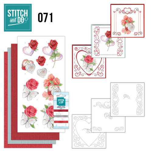 STDO071 - Stitch & Do 71 - Wedding