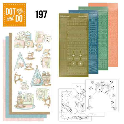 DODO197 - Dot & Do 197 - Yvonne Creations - Newborn