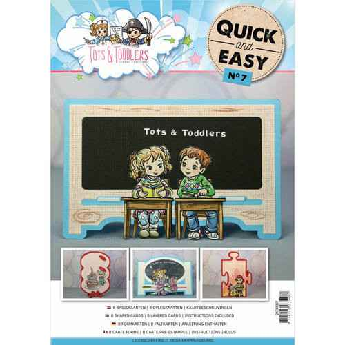 QAE10007 - Quick and Easy 7 - Tots and Toddlers