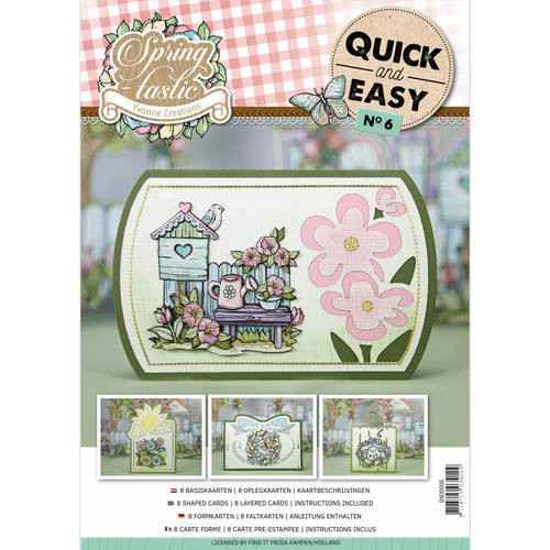 QAE10006 - Quick and Easy 6 - Spring-tastic