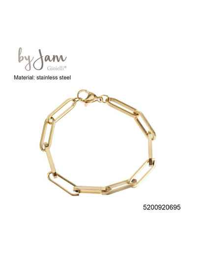 By Jam Gioielli | Armband - Forever gold chain