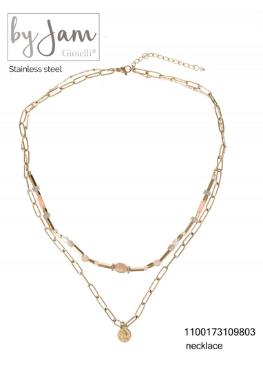 By Jam Gioielli | Ketting - pinky coin
