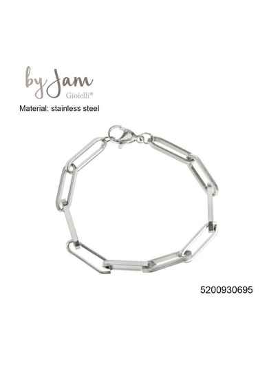 By Jam Gioielli | Armband - Forever silver chain