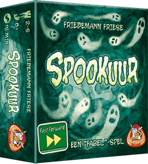Spookuur (Fast Forward) WGG1735 (White Goblin Games) 8+