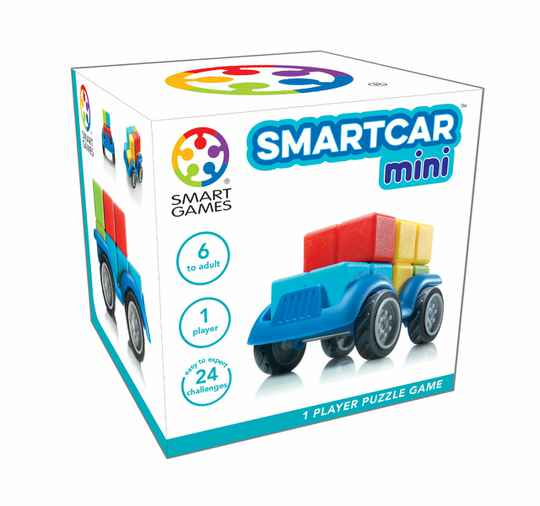 Smart Car Mini SG501 (Smartgames) 6+