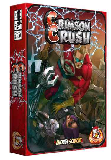Crimson Crush NL/FR/EN/DE WGG1613 (White Goblin Games) 8+
