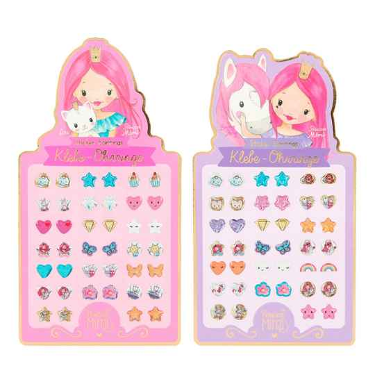 Oorbellen stickers 11322 (Princess Mimi) 3+