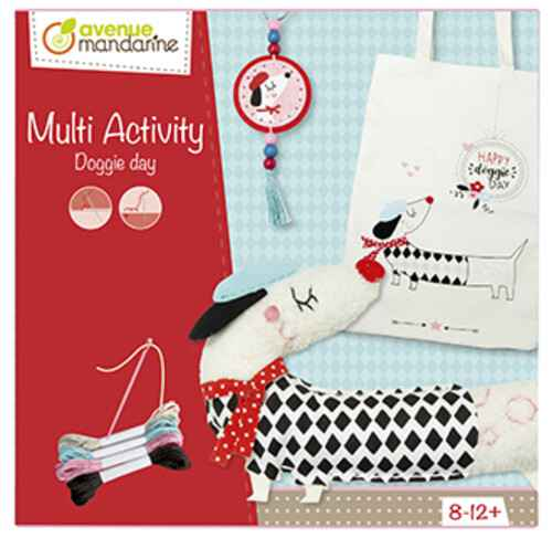 Multi activity - Doggy Day KC058 (Avenue Mandarine)