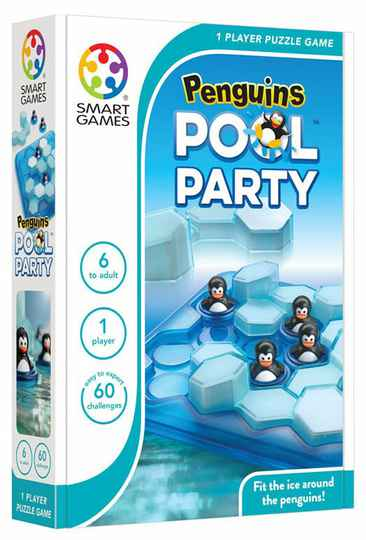 Penguins Pool Party SG431 (Smartgames) 6+