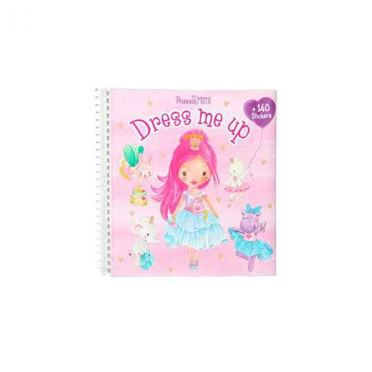 Dress me up... 11158 (Princess Mimi) 4+