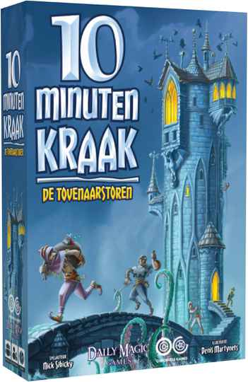 10 minuten kraak (Chronicle Games) 8+