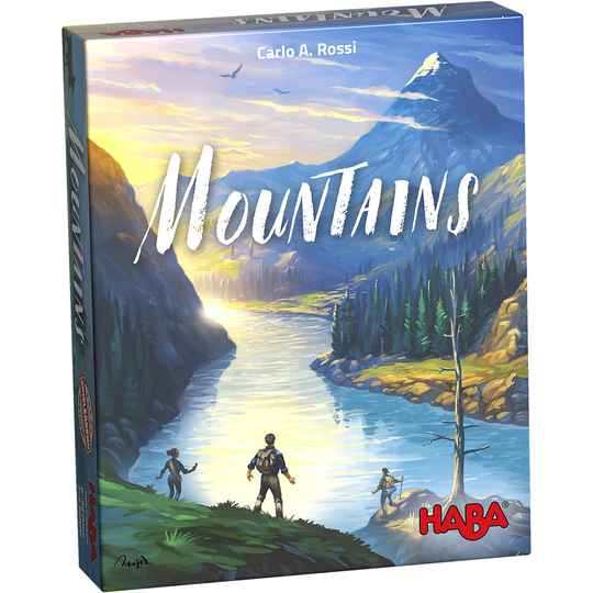 Mountains 304369 (Haba) 8+