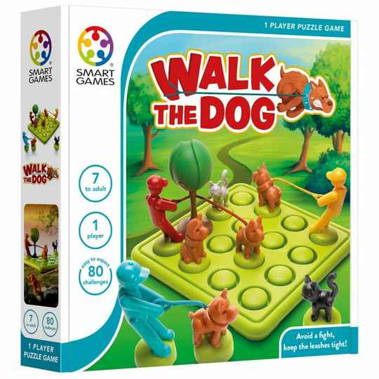 Walk the dog SG427 (Smartgames) 7+