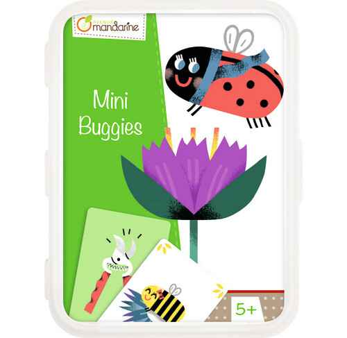 Mini Buggies CO105 (Avenue Mandarine)